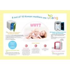 uPang - UV Waterless Sterilizer *Pink*