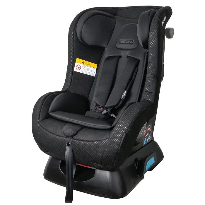 Recaro Proride Hero Car Seat Black