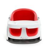 Bright Starts - ING Baby Base Seat 2-IN-1 *Poppy Red* BEST BUY