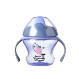 Tommee Tippee - First Trainer Cup / Sippee Cup 150ml (4m+) *Purple*