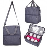 Autumnz - Posh Cooler Bag *Oxford* (Grey)