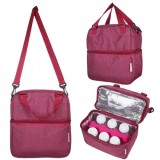 Autumnz - Posh Cooler Bag *Oxford* (Magenta)