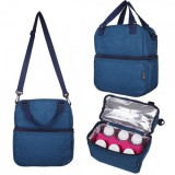 Autumnz - Posh Cooler Bag *Oxford* (Lake Blue)