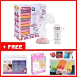 Autumnz - CAREY Single Electric Breastpump w FREE GIFTS total worth RM81.40