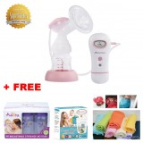 Autumnz - CAREY Single Electric Breastpump w FREE GIFTS total worth RM79.40