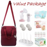 Autumnz - CAREY Single Electric Breastpump **VALUE PACKAGE**
