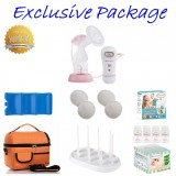 Autumnz - CAREY Single Electric Breastpump *EXCLUSIVE PACKAGE*
