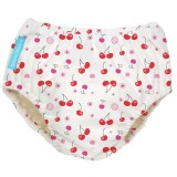 Charlie Banana - 2-in-1 Swim Diapers & Training Pants (Cherries)