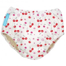 Charlie Banana - 2-in-1 Swim Diapers & Training Pants (Cherries)