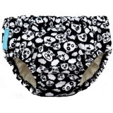 Charlie Banana - 2-in-1 Swim Diapers & Training Pants (Blackbeary)