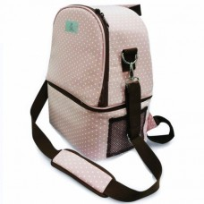 Tiny Touch Classic 2 in 1 Cooler Bag (Pink)