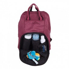Autumnz - PERFECT Diaper Backpack (Ruby) *BEST BUY*