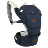 I-Angel - Hello Hip Seat Carrier *Melange Navy*