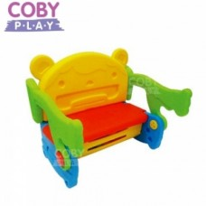 Coby Play - 2 in 1 Children Furniture (Table & Chair)