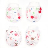 Autumnz - 2 Pack Mittens (Cherry / Ellie & Bunny) *BEST BUY*