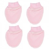 Autumnz - 2 Pack Mittens *EYELET* (Pink) *BEST BUY*