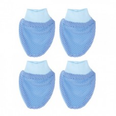 Autumnz - 2 Pack Mittens *EYELET* (Blue) *BEST BUY*