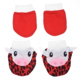 Adorable Mitten Booties Set - Cheerful Like Me