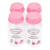 Autumnz - PP Breastmilk Storage Bottles (4 packs) - Sweeties *Baby Pink*