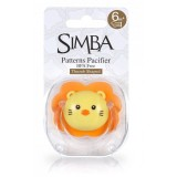 Simba - Thumb Shaped Pacifier (6M+)