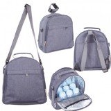 Autumnz - Classique Cooler Bag *Oxford* (Grey)