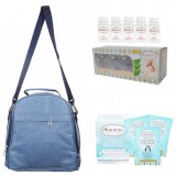 Autumnz - Classique Cooler Bag Complete Set *Oxford* (Sky Blue)