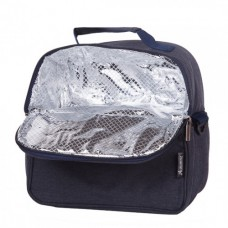 Autumnz - Deluxe Cooler Bag *Oxford* (Midnight Black)