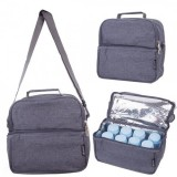 Autumnz - Deluxe Cooler Bag *Oxford* (Grey)