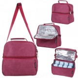 Autumnz - Deluxe Cooler Bag *Oxford* (Magenta)