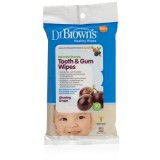 Dr Brown's - Tooth & Gum Wipes 30pcs *BEST BUY*