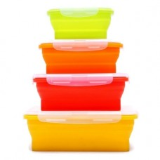 Babylux - Silicone Lunch Box
