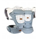 I-Angel - Miracle Hipseat Carrier + Baby Carrier *Powder Blue*