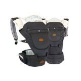 I-Angel - Miracle Hipseat Carrier + Baby Carrier *Charcoal Grey*