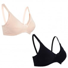 Autumnz -  Basic Maternity/Nursing Bra *ZOE2* (TWIN Pack)