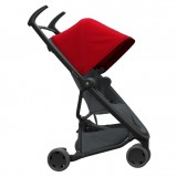 Quinny - Zapp Flex Stroller *Red on Graphite* Pre-Order NOW