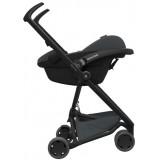Quinny - Zapp Flex Stroller w Maxi Cosi CabrioFix Carrier *Blue on Graphite* (FREE Bumper Bar worth RM140.50)