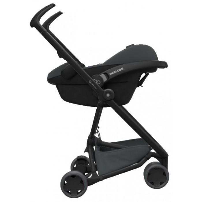 Quinny - Zapp Flex Stroller w Maxi Cosi CabrioFix Carrier *Green on