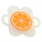 Mombella - Flower Fruit Teether (Orange) *BEST BUY*