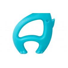 Mombella - Dancing Elephant Teether (Blue) *BEST BUY*