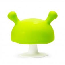 Mombella - Mushroom Teether (Green) *BEST BUY*
