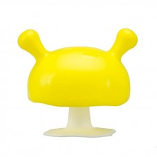 Mombella - Mushroom Teether (Lemon) *BEST BUY*