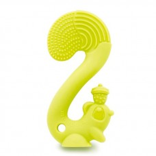Mombella - Squirrel Teether (Green) *BEST BUY*