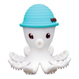 Mombella - Octopus Teether (Powder Blue) *BEST BUY*
