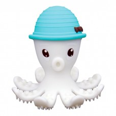 Mombella - Octopus Teether (Powder Blue) *BEST BUY*