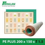 Parklon - PE Plus Roll Mat *Bear Cotton*