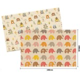 Parklon - PE Roll Mat *150x200x1cm* (Little Elephant & Owl)