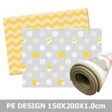 Parklon - PE Roll Mat *150x200x1cm* (Little Chick & Zigzag)