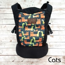 * CuddleMe - Lite Carrier *CATS*
