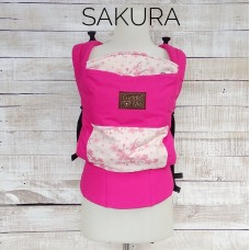 * CuddleMe - Lite Carrier *SAKURA*