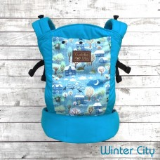 * CuddleMe - Lite Carrier *WINTERCITY*